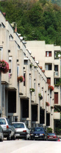 Edilizia residenziale: Casa a Longarone