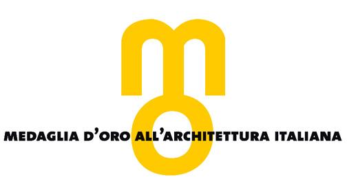 Medaglia d'Oro all'architettura 2018 logo